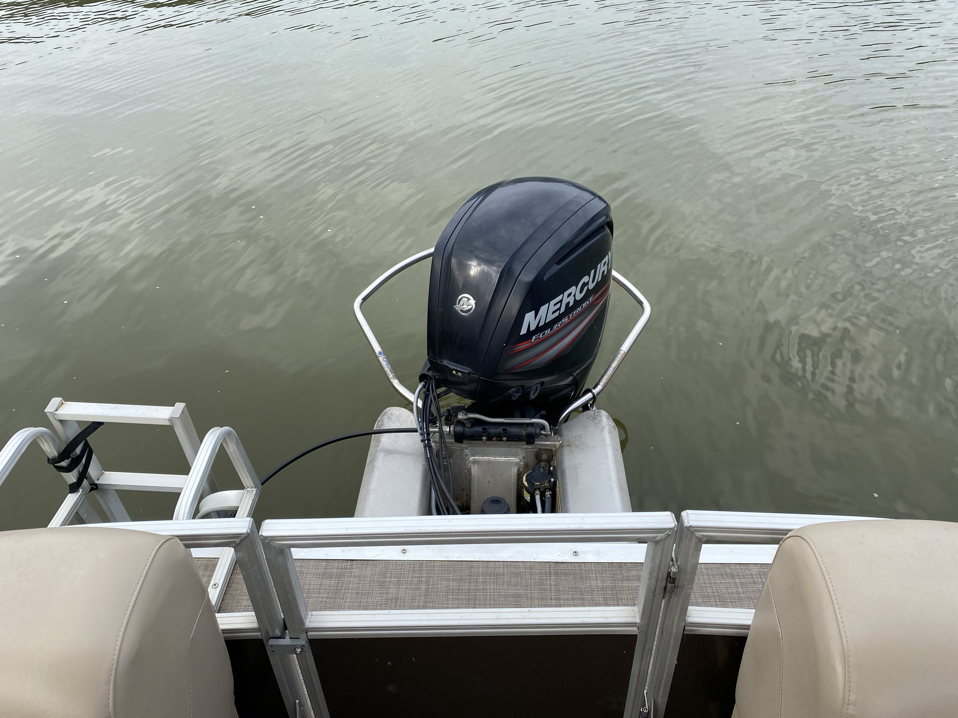 2019 Sun Tracker boat for sale, model of the boat is PARTY BARGE 22 w/ Mercury 115Hp 4S & Image # 16 of 21