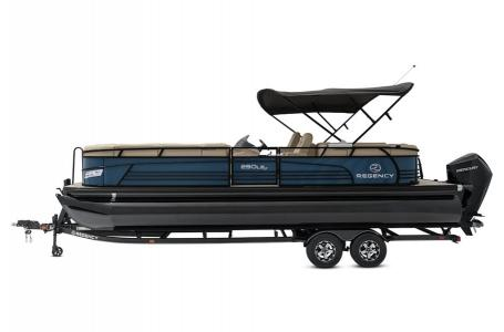 2020 Regency boat for sale, model of the boat is 250 LE3 w/300L Verado & Image # 27 of 27