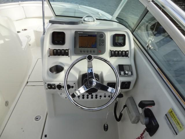 2012 Hydra-Sports 2300 DC