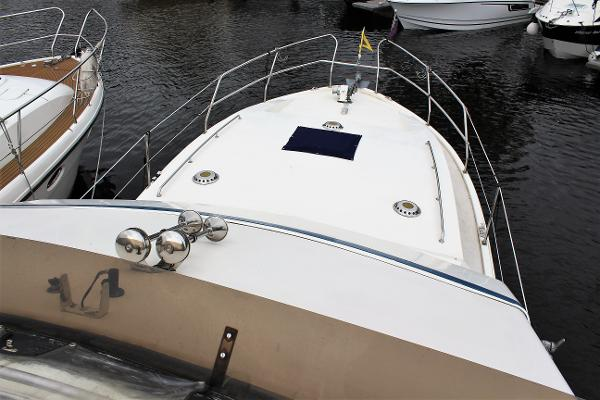 1984 Princess 33 MKII Flybridge