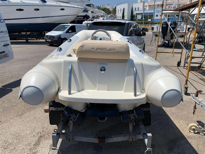 Williams Jet Tenders Turbojet 285