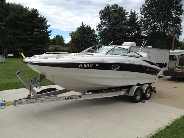 2007 CROWNLINE 240 EX for sale