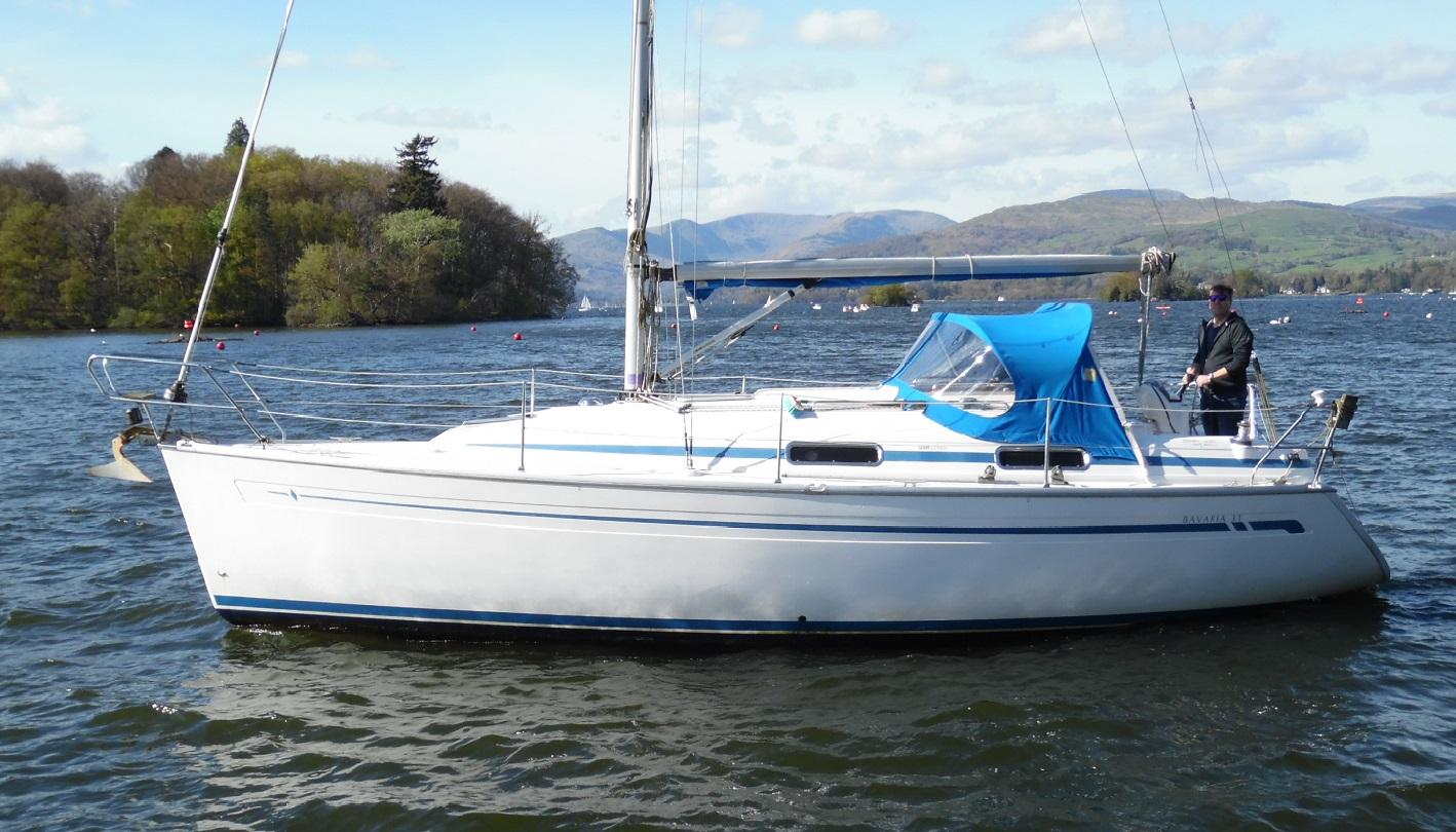 bavaria 31 for sale