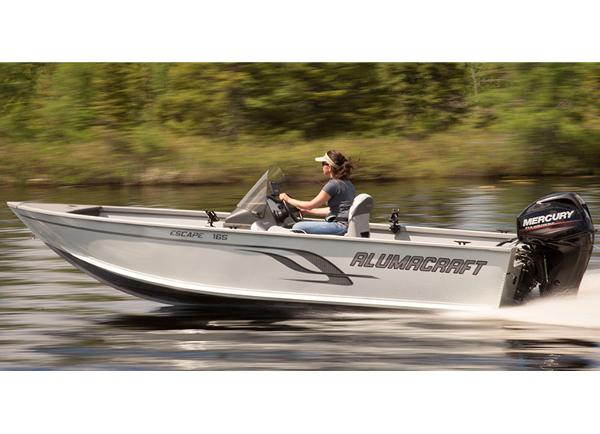 2014 ALUMACRAFT ESCAPE 165 CS for sale