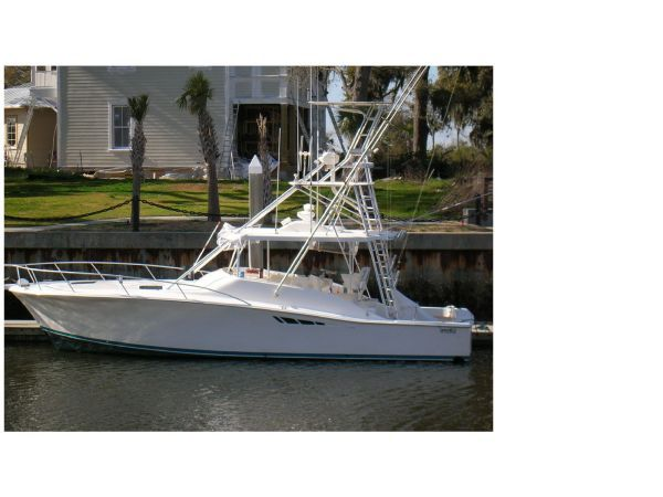 Luhrs Sport Fisherman Sports Fishing Boats. Listing Number: M-3803776