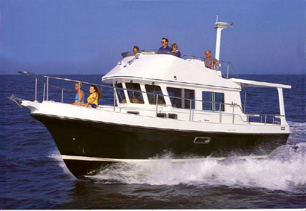36' Albin Express 36 Trawler