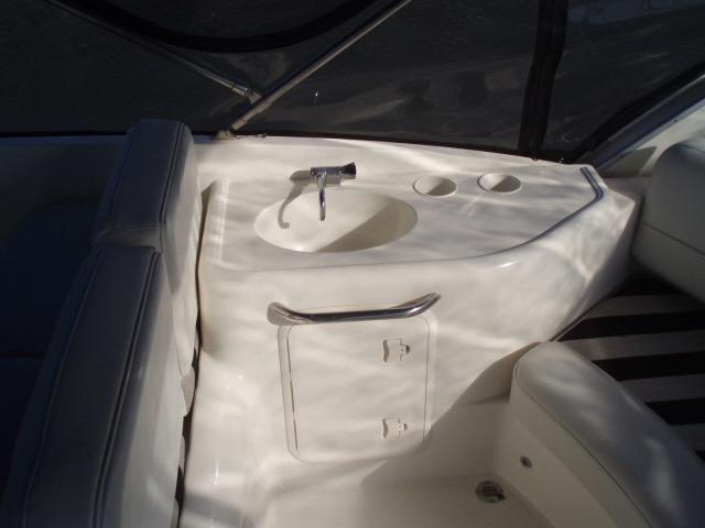 Meridian 411 Sedan - Flybridge Wet Bar