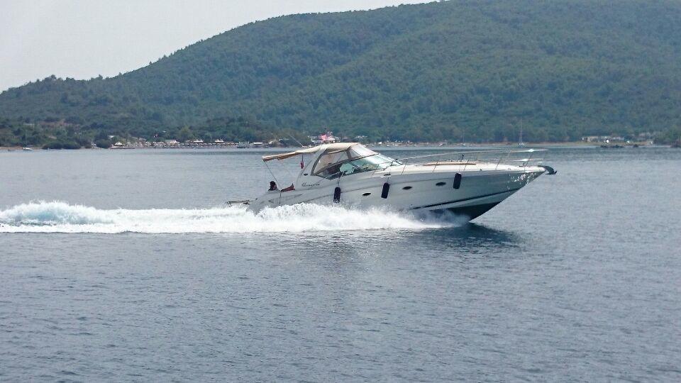 Sea Ray Sundancer 455 2004