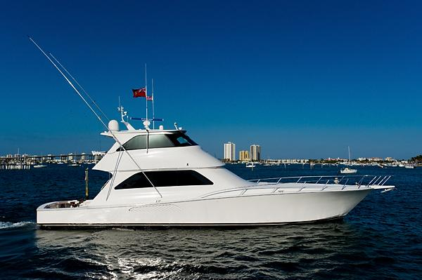 2008 68' Viking Enclosed