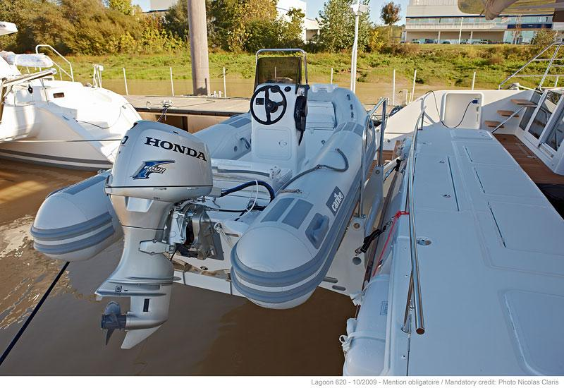 helloManufacturer Provided Image: Lagoon 620 Tender
