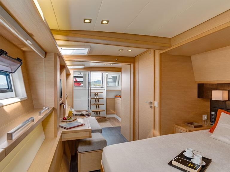 helloManufacturer Provided Image: Lagoon 620 Cabin