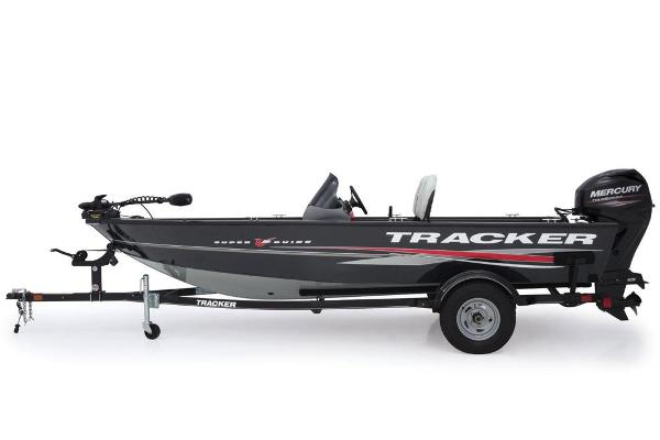 2018 TRACKER BOATS SUPER GUIDE V 16 SC for sale