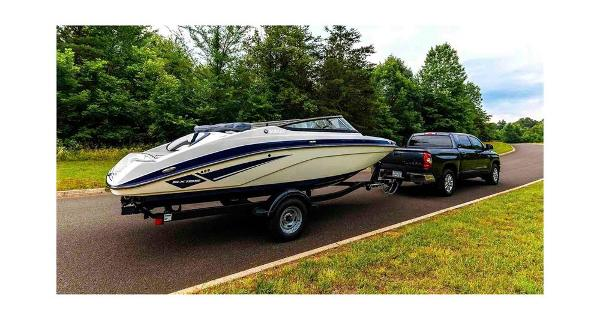 2020 Yamaha boat for sale, model of the boat is SX 195 & Image # 6 of 9