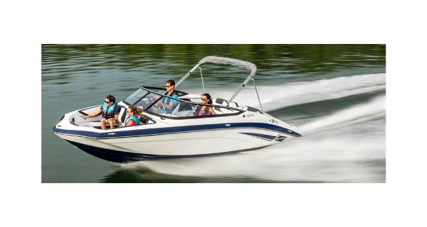 2020 Yamaha boat for sale, model of the boat is SX 195 & Image # 9 of 9