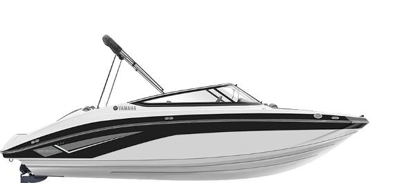 2020 Yamaha boat for sale, model of the boat is SX 195 & Image # 2 of 9