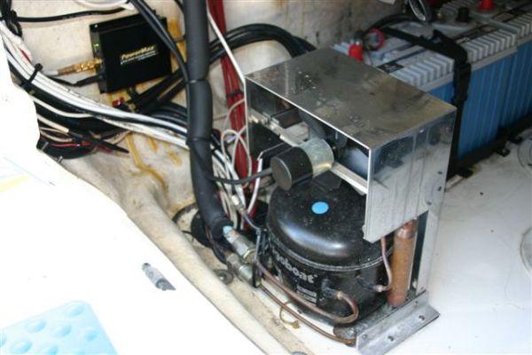 35 Intrepid Drink Box Compressor