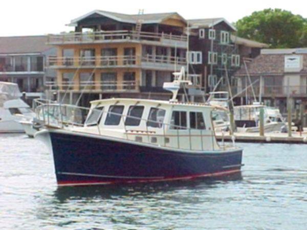 36' BHM Atlantic Boat Company 1999