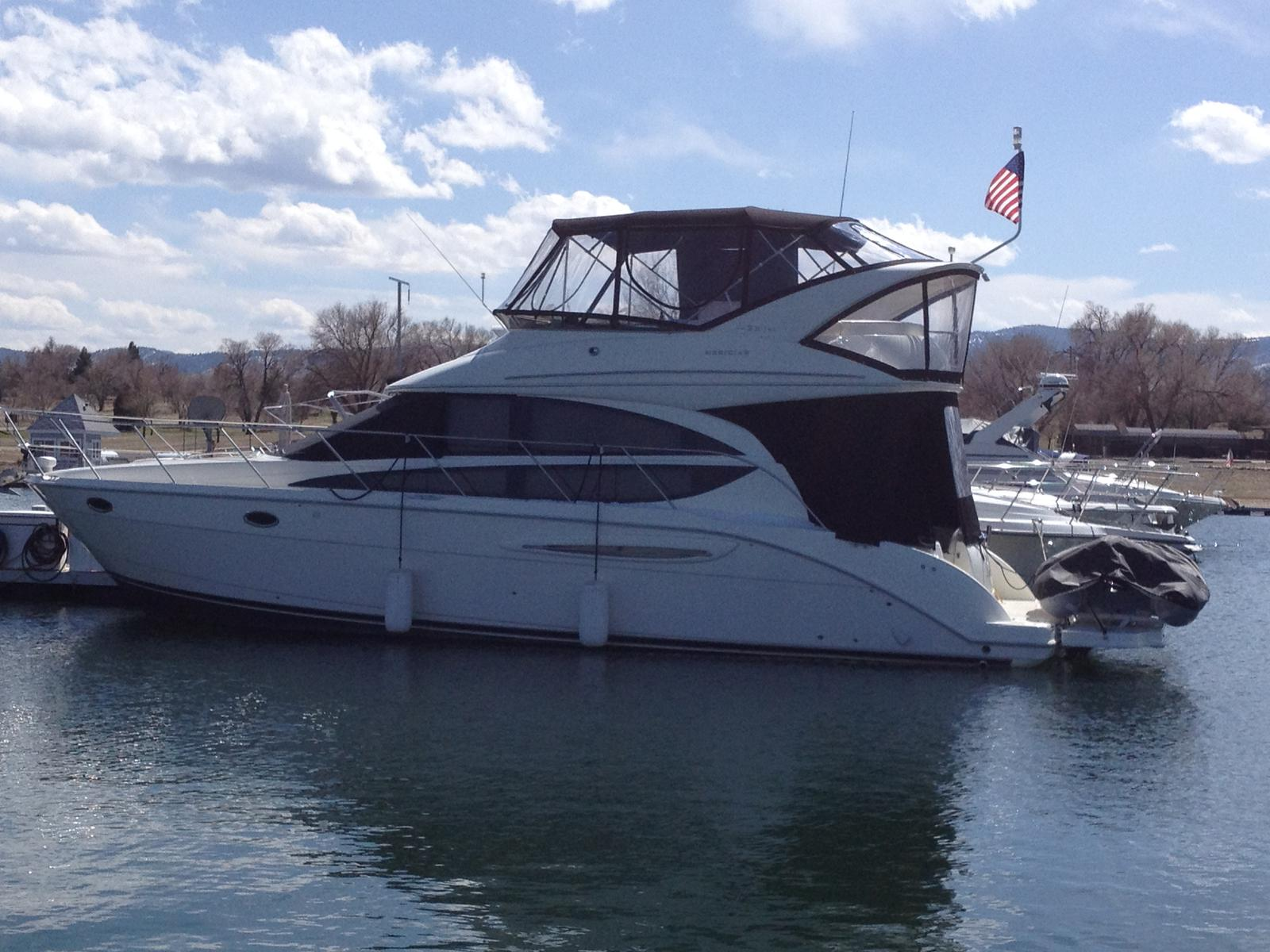 2008 MERIDIAN 391 SEDAN for sale