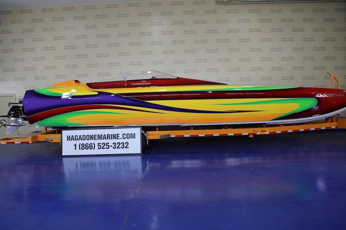 2005 Eliminator 36 Daytona