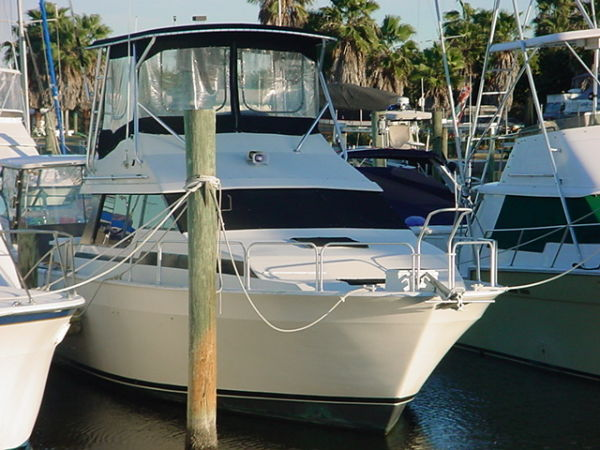 Mainship Mediterranean Convertible Boats. Listing Number: M-3433839