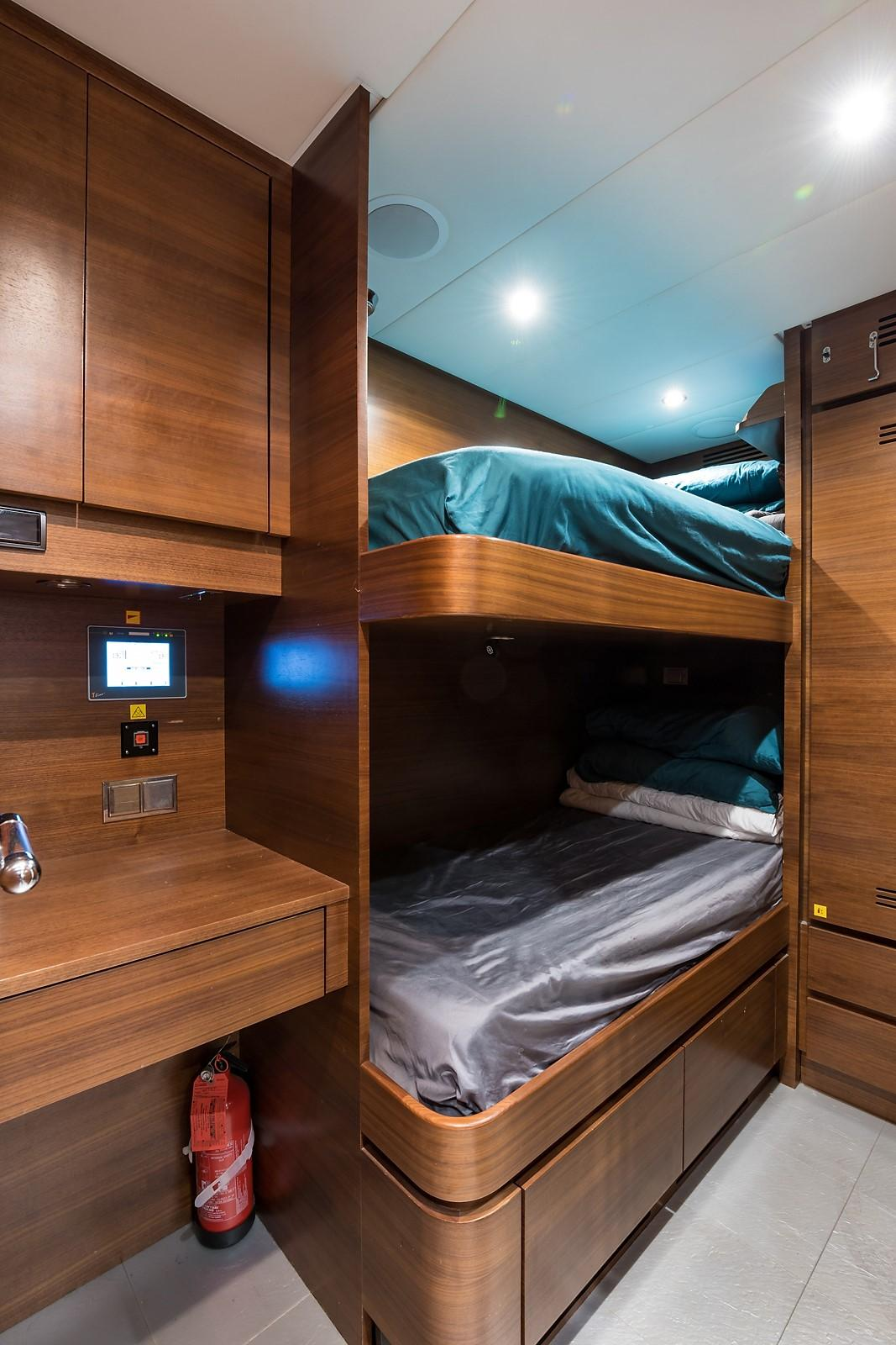 2nd Crew Stateroom