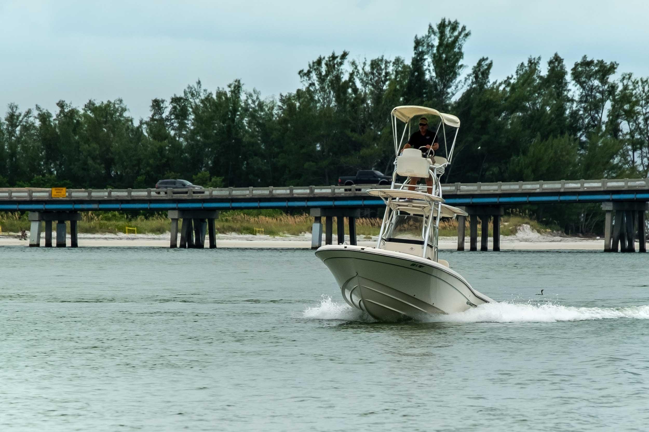 2015 Grady-White 251 Coastal Explorer