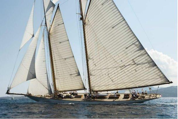 Racing in Porto Cervo
