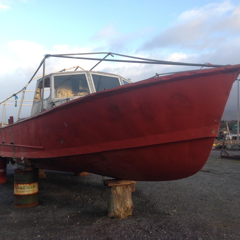 Ex Pilot Boat