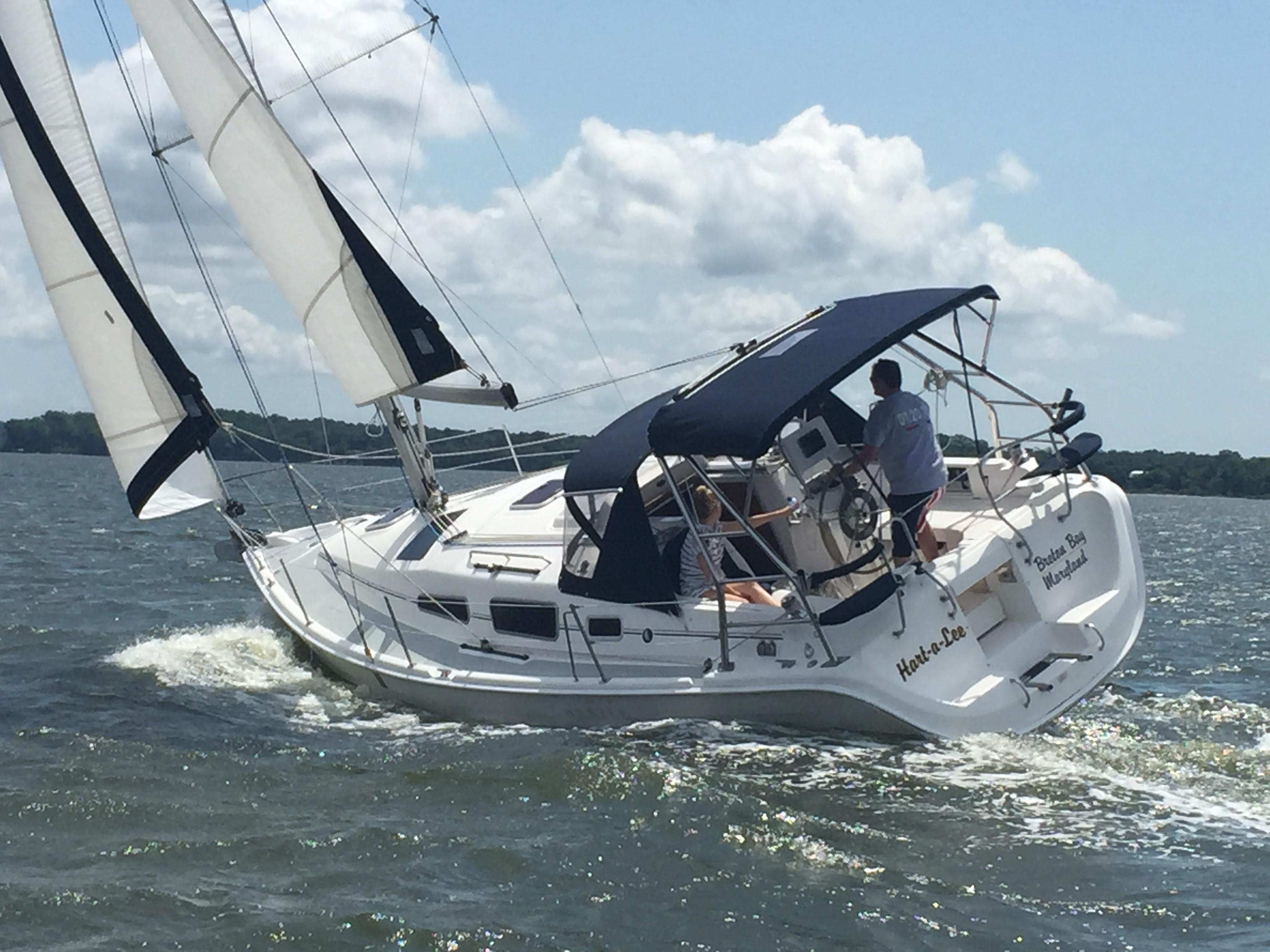 2005 Hunter 33 | Sailboats for Sale