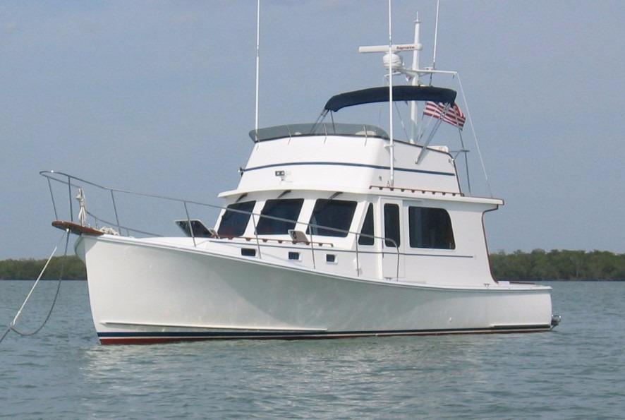 37' Duffy 2004 37 Flybridge Cruiser