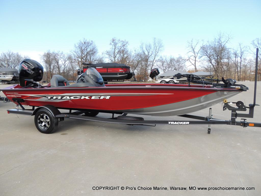 2019 Tracker Boats boat for sale, model of the boat is Pro Team 190 TX Tournament Ed. & Image # 1 of 50
