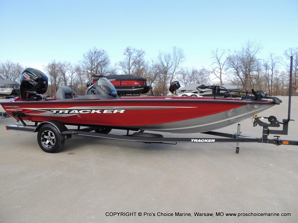 2019 Tracker Boats boat for sale, model of the boat is Pro Team 190 TX Tournament Ed. & Image # 11 of 50