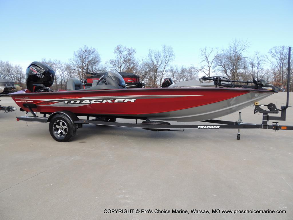 2019 Tracker Boats boat for sale, model of the boat is Pro Team 190 TX Tournament Ed. & Image # 12 of 50