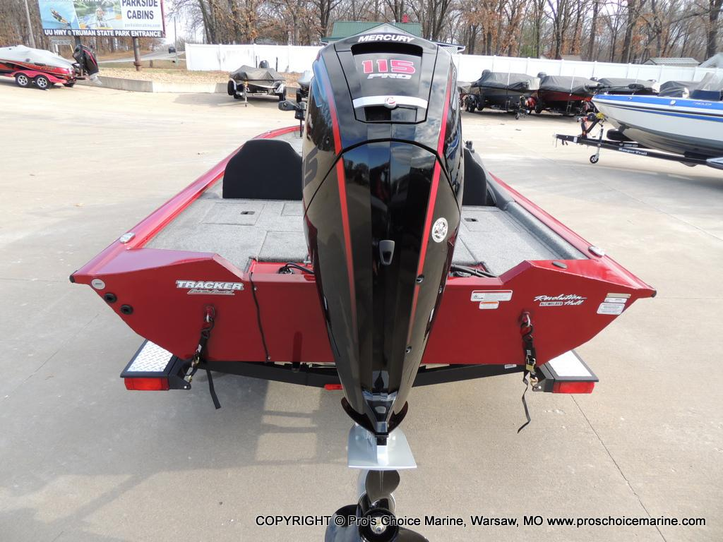 2019 Tracker Boats boat for sale, model of the boat is Pro Team 190 TX Tournament Ed. & Image # 13 of 50