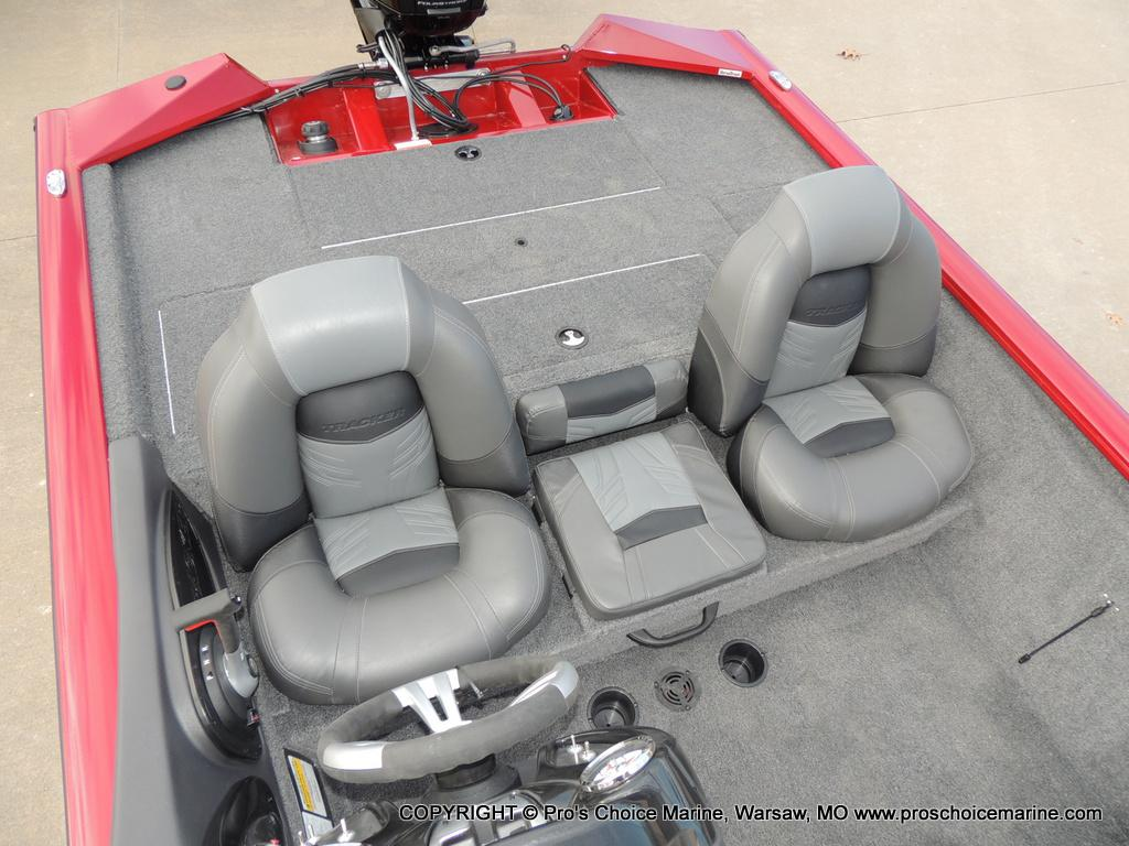 2019 Tracker Boats boat for sale, model of the boat is Pro Team 190 TX Tournament Ed. & Image # 18 of 50