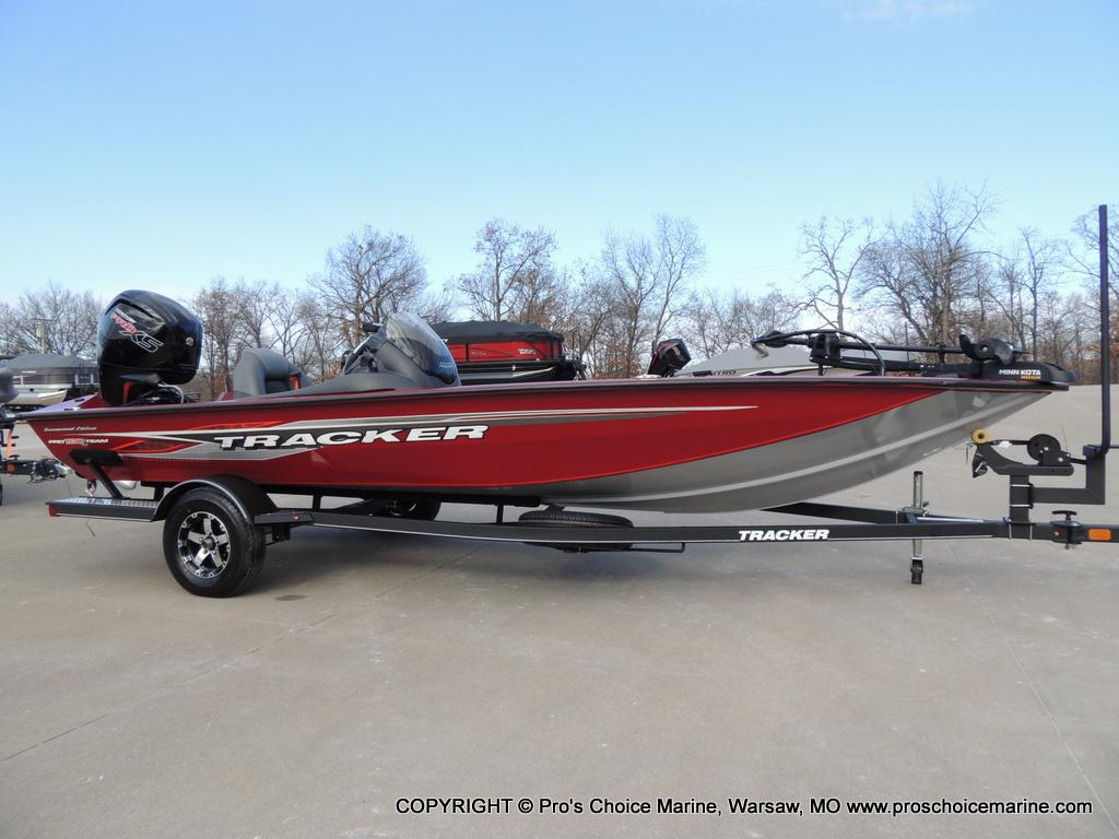 2019 Tracker Boats boat for sale, model of the boat is Pro Team 190 TX Tournament Ed. & Image # 27 of 50