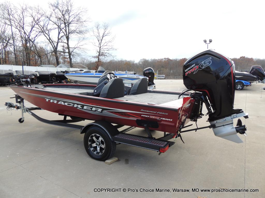 2019 Tracker Boats boat for sale, model of the boat is Pro Team 190 TX Tournament Ed. & Image # 28 of 50