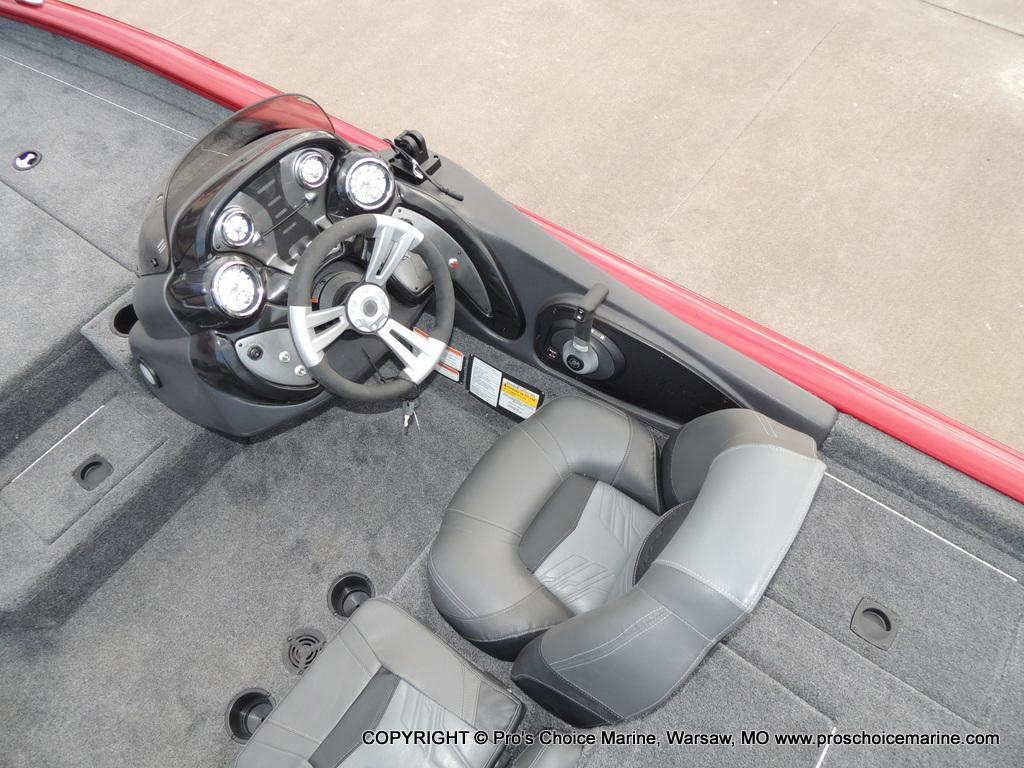 2019 Tracker Boats boat for sale, model of the boat is Pro Team 190 TX Tournament Ed. & Image # 3 of 50