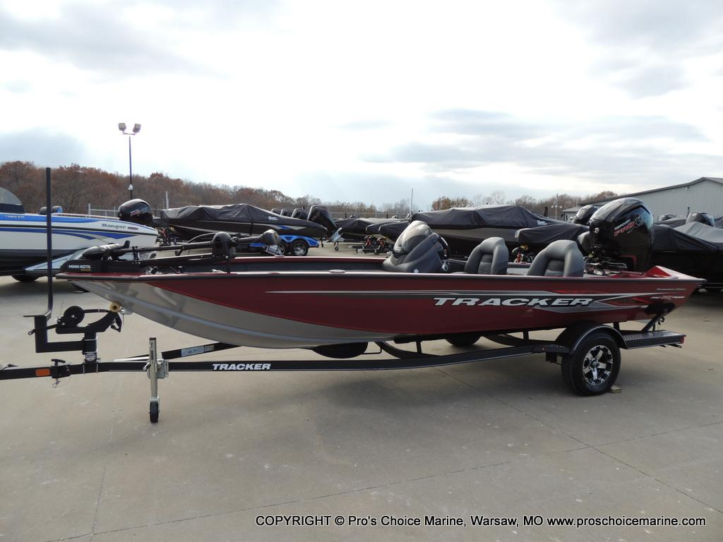 2019 Tracker Boats boat for sale, model of the boat is Pro Team 190 TX Tournament Ed. & Image # 30 of 50