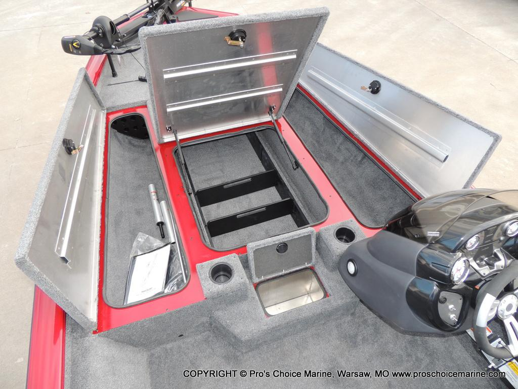 2019 Tracker Boats boat for sale, model of the boat is Pro Team 190 TX Tournament Ed. & Image # 34 of 50
