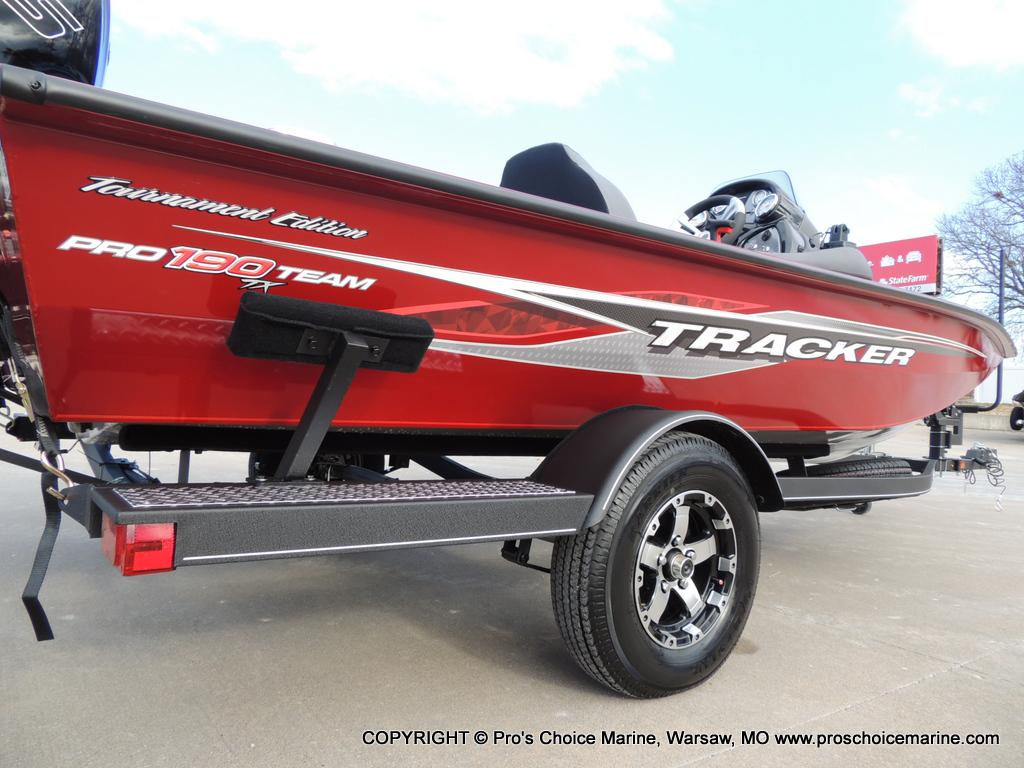 2019 Tracker Boats boat for sale, model of the boat is Pro Team 190 TX Tournament Ed. & Image # 39 of 50