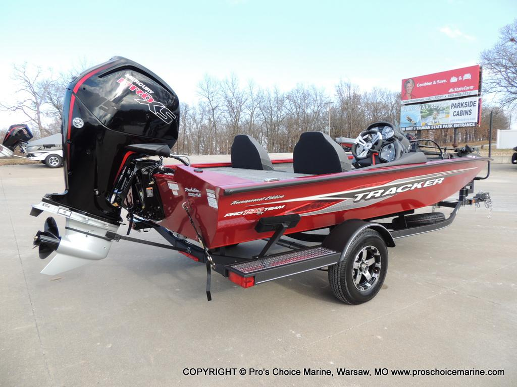 2019 Tracker Boats boat for sale, model of the boat is Pro Team 190 TX Tournament Ed. & Image # 40 of 50