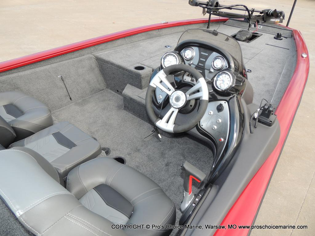 2019 Tracker Boats boat for sale, model of the boat is Pro Team 190 TX Tournament Ed. & Image # 42 of 50