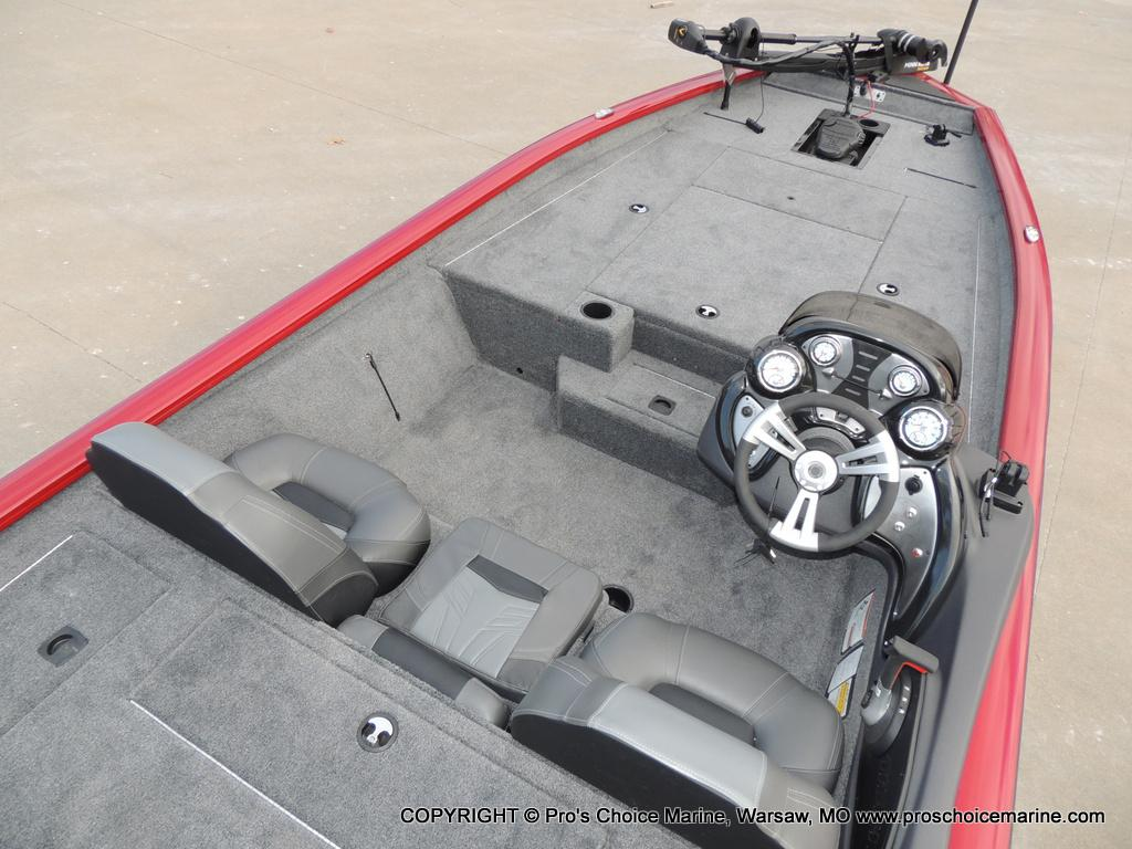 2019 Tracker Boats boat for sale, model of the boat is Pro Team 190 TX Tournament Ed. & Image # 46 of 50