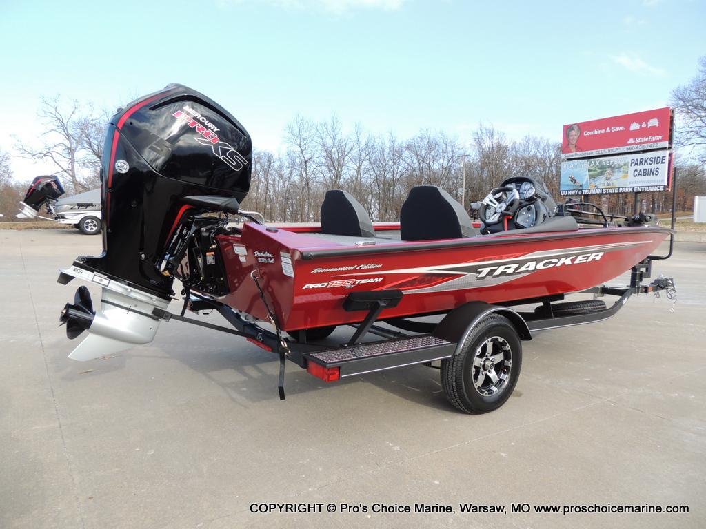 2019 Tracker Boats boat for sale, model of the boat is Pro Team 190 TX Tournament Ed. & Image # 6 of 50