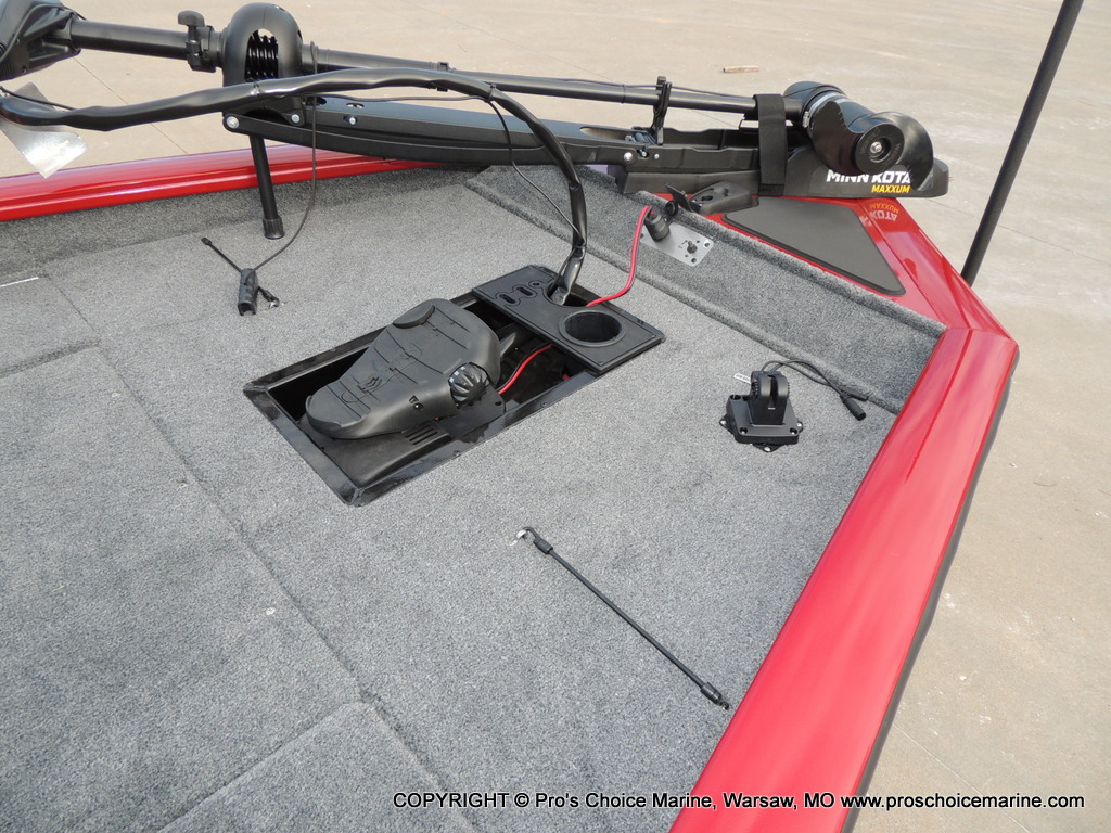 2019 Tracker Boats boat for sale, model of the boat is Pro Team 190 TX Tournament Ed. & Image # 7 of 50