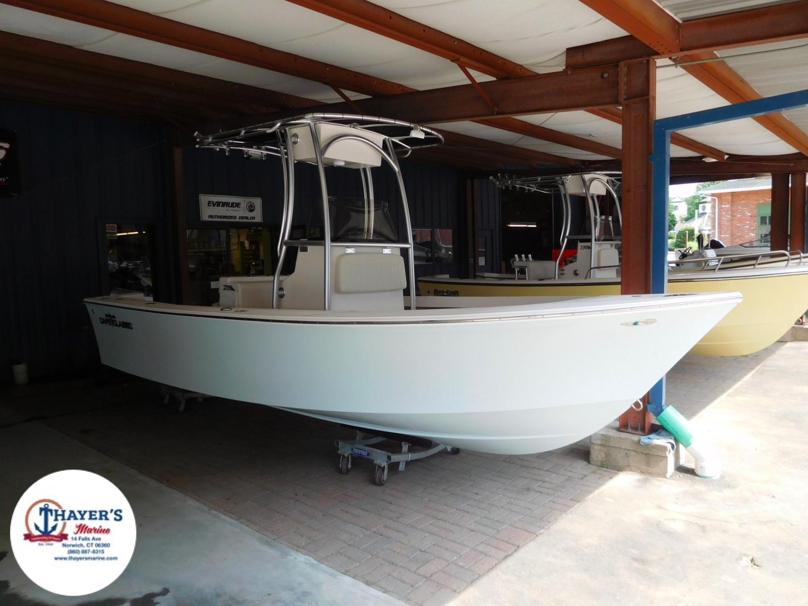 2018 MAY CRAFT 2000 CAPE CLASSIC for sale