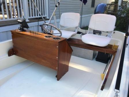 Boston Whaler 15 Sport Classic -restoration - Photo: #14