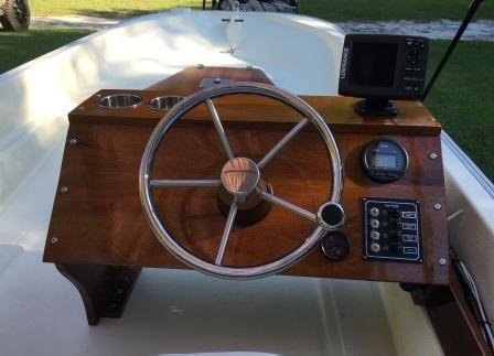 Boston Whaler 15 Sport Classic -restoration - Photo: #17
