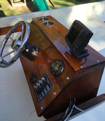 Boston Whaler 15 Sport Classic -restoration - Photo: #18